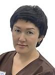 Сержанова Елена Абухалиевна