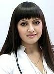 Манукян Ани Масисовна